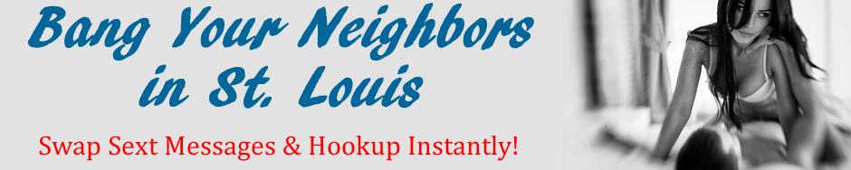 St. Louis Hookups